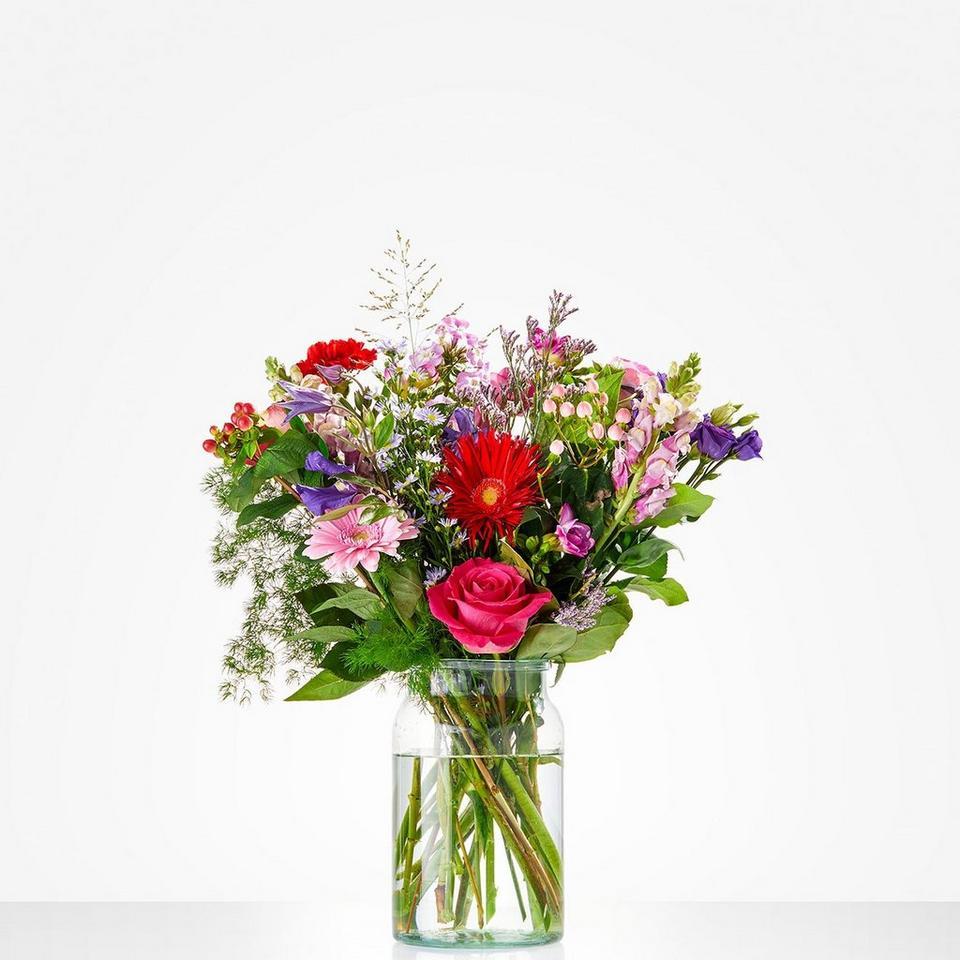 Image 1 of 1 of Bouquet: Happy birthday; excl. vase