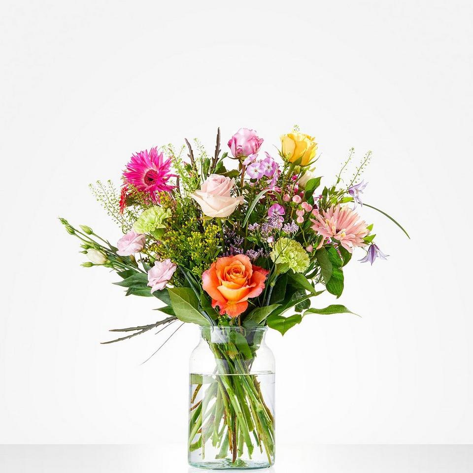 Image 1 of 1 of Bouquet: Congratulations; excl. vase