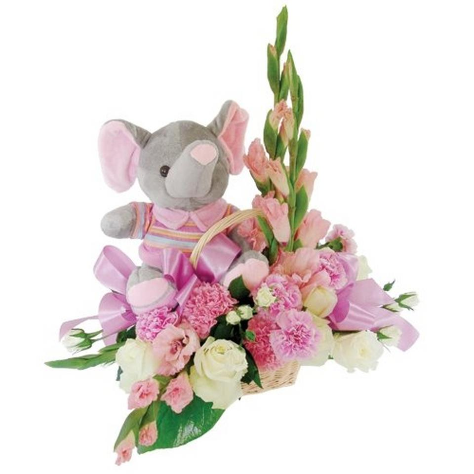 Image 1 of 1 of Flowers for a little girl