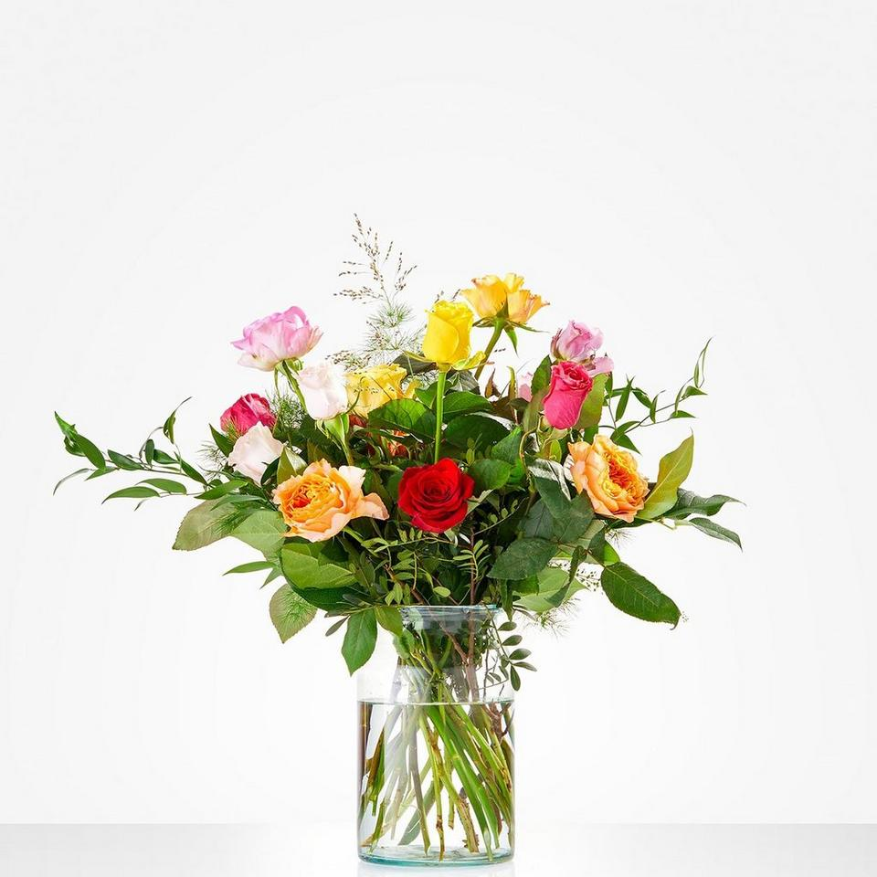 Image 1 of 1 of Bouquet: A Rose for you; excl. vase