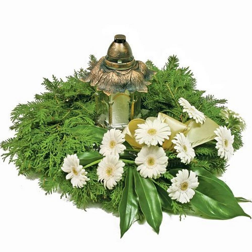 Image 1 of 1 of Memento mori flowers