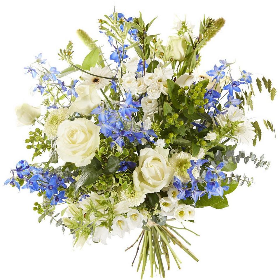 Image 1 of 1 of Sympathy bouquet: Hug