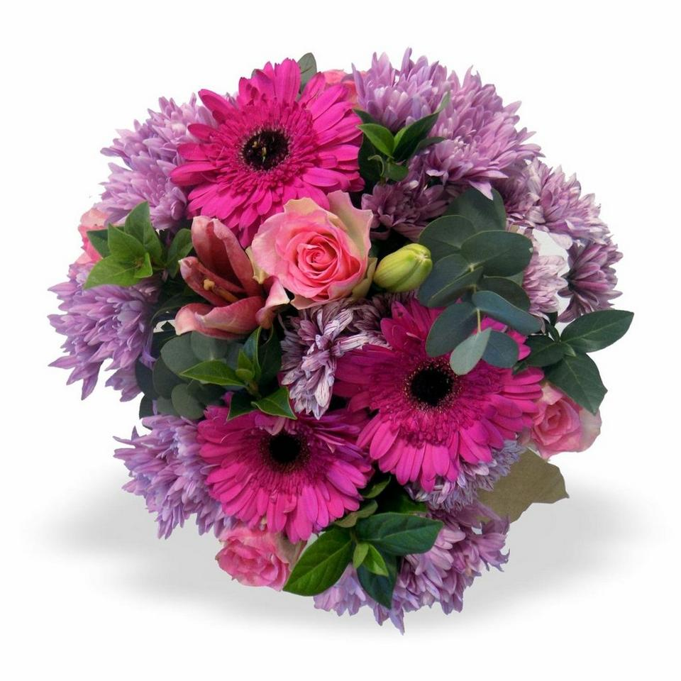 Image 1 of 1 of Pink Bunch MED
