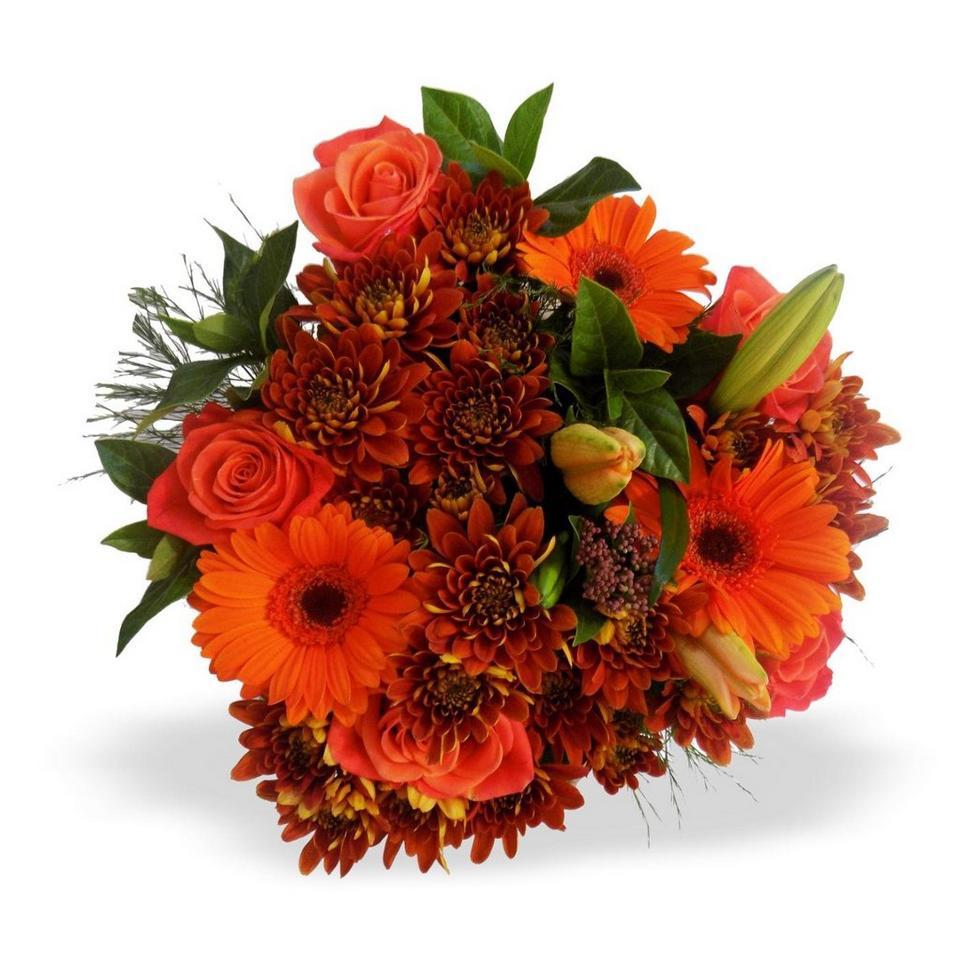 Image 1 of 1 of Orange Bunch MED