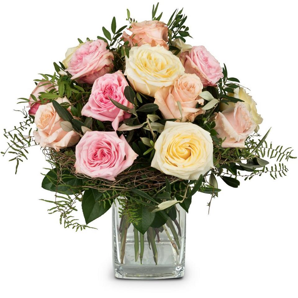 Image 1 of 1 of Cordial Rose Greeting
