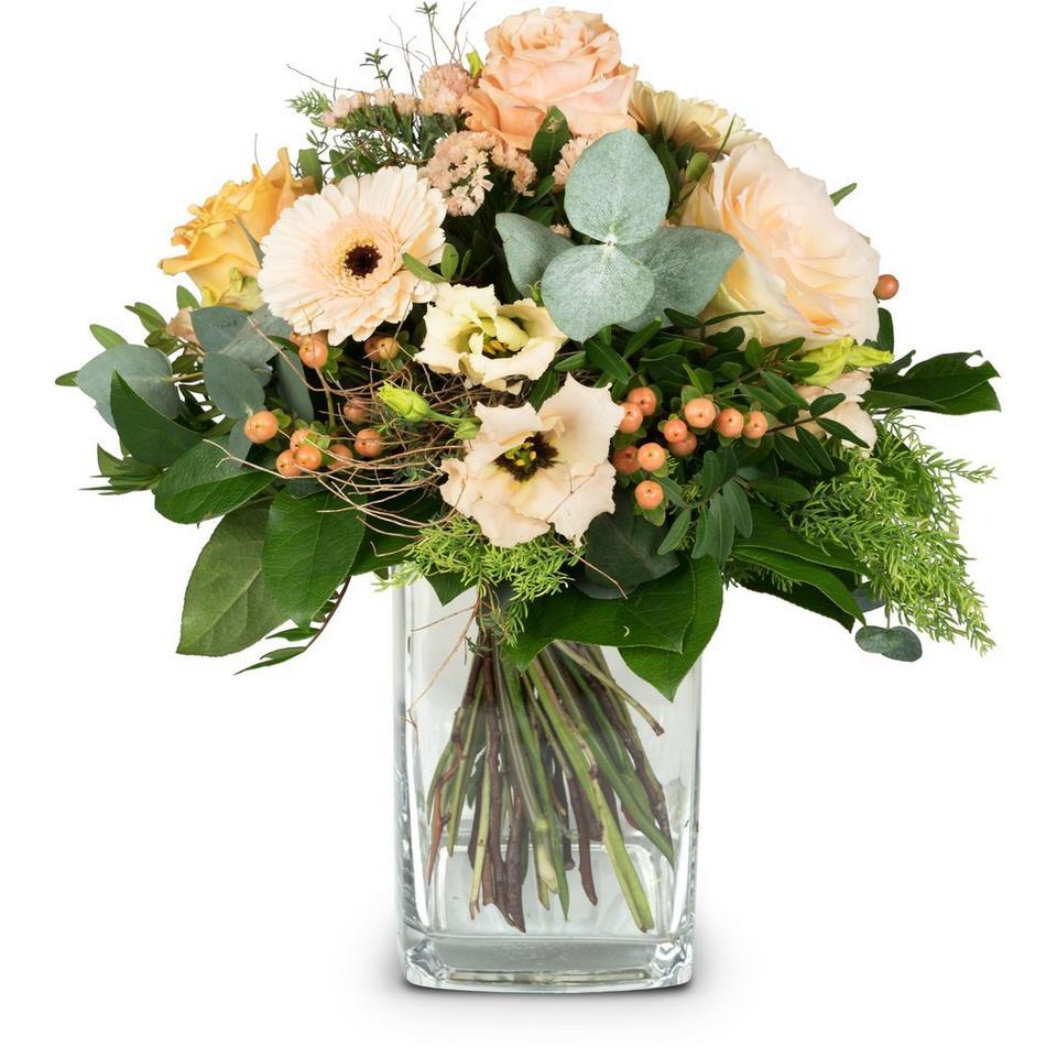 Image 1 of 1 of Delicate Seasonal Bouquet