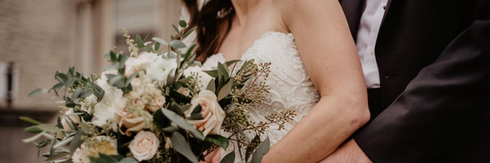 Canva - Woman Wearing White Wedding Gown