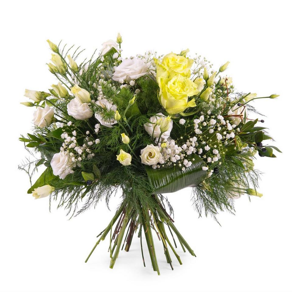 Image 1 of 1 of Bouquet of Spring Flowers