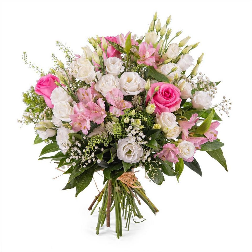 Image 1 of 1 of Mixed romantic bouquet