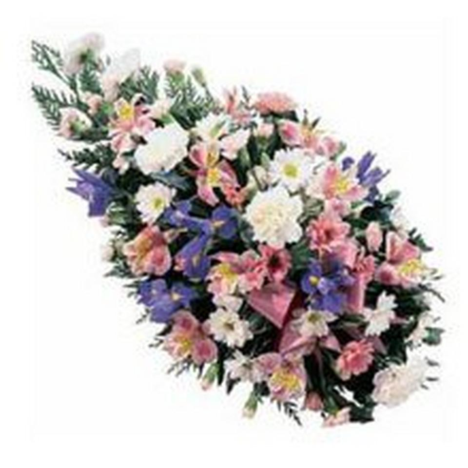 Image 1 of 1 of INTERFLORA FUNERAL SPRAY