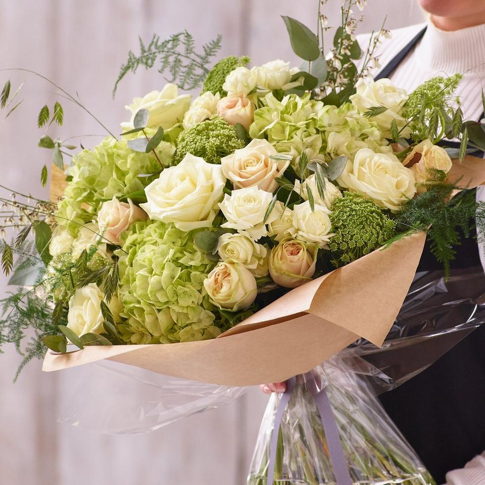 Each bouquet is one-of-a-kind