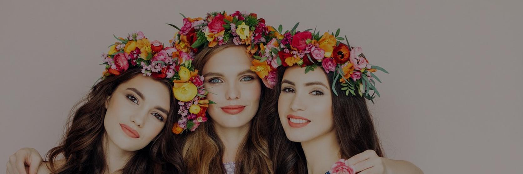 Hen-party-flower-crowns
