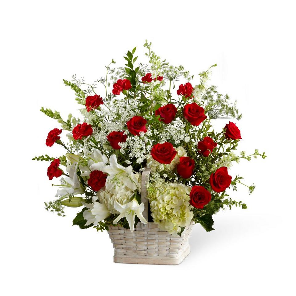 Image 1 of 1 of S17-4474 - The FTD In Loving Memory Arrangement