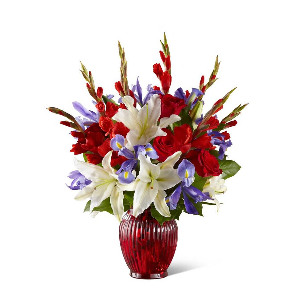 Image 1 of 1 of S43-5028 - The FTD Loyal Heart Bouquet
