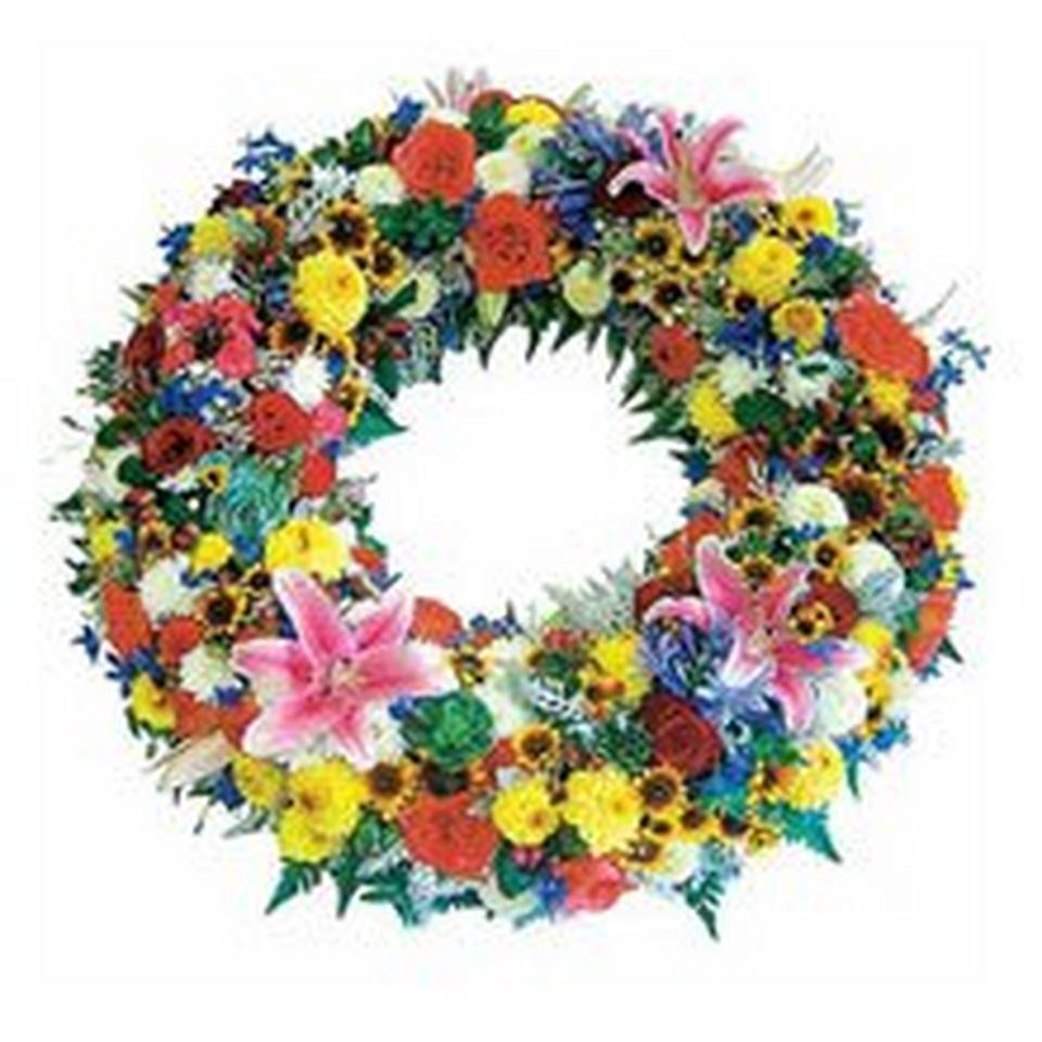 Image 1 of 1 of Wreath classic