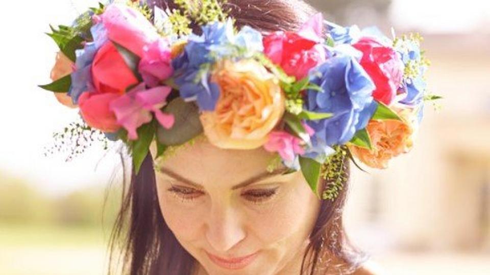summer-wedding-flower-crown