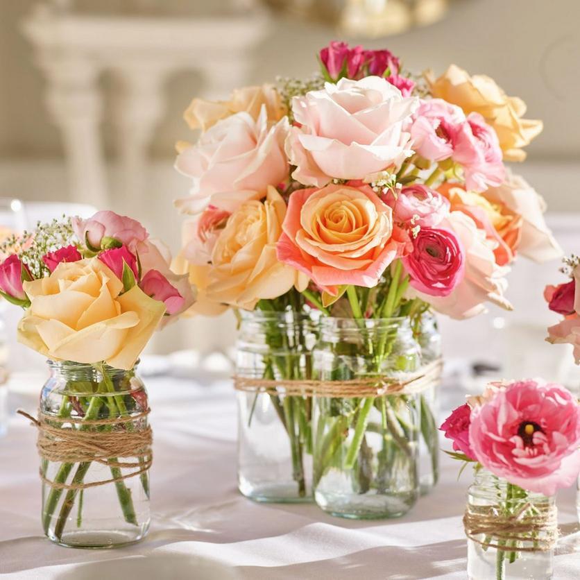 wedding-group-flowers